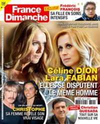 France Dimanche N° 3892