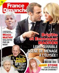 France Dimanche N° 3894