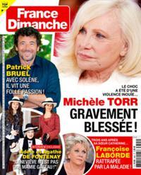France Dimanche N° 3895