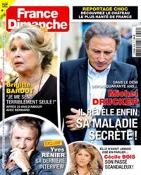 France Dimanche N° 3896