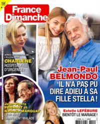 France Dimanche N° 3915