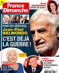 France Dimanche N° 3916