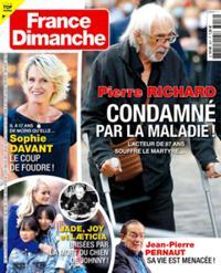 France Dimanche N° 3917