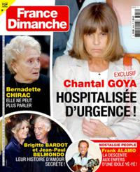 France Dimanche N° 3918