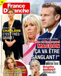 France Dimanche N° 3920