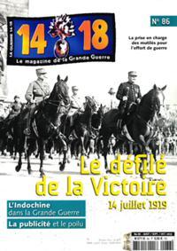 La Guerre 14/18 N° 86