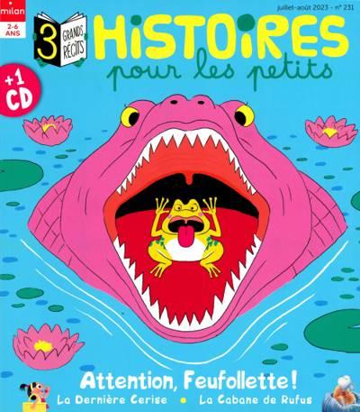 Abonnement Histoires pour les petits