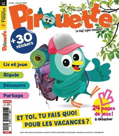 Pirouette - N°183