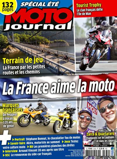 Moto Journal - N°2260