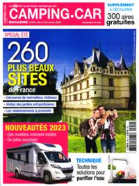 abonnement presse camping car magazine prix r duit cdiscount. Black Bedroom Furniture Sets. Home Design Ideas