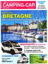 Camping Car Magazine N° 339