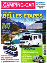 Camping Car Magazine N° 340