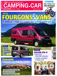 Camping Car Magazine N° 341
