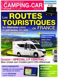 Camping Car Magazine N° 342