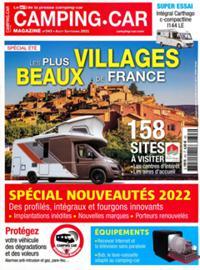 Camping Car Magazine N° 343