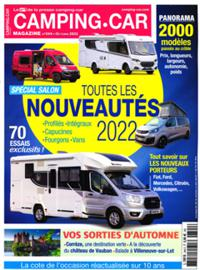 Camping Car Magazine N° 344