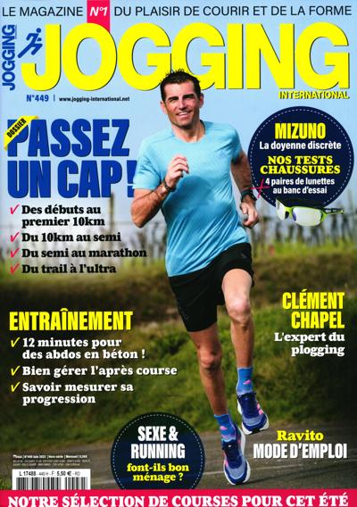 Jogging International - N°419