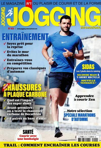 Jogging International - N°424