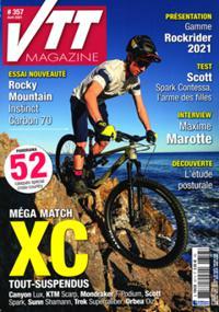 VTT Magazine N° 357