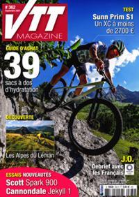 VTT Magazine N° 362