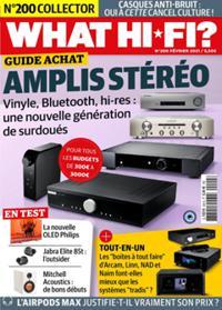 What Hi-Fi N° 200