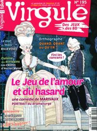 Virgule N° 195