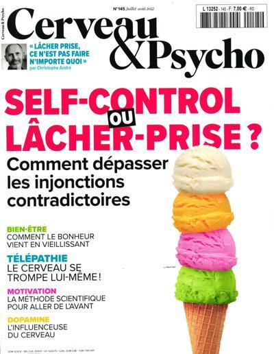 Cerveau et Psycho - N°104