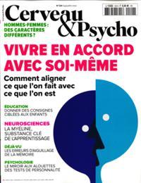 Cerveau et Psycho N° 124