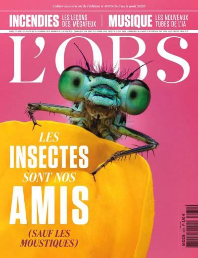 L'OBS - Le Nouvel Observateur (photo)
