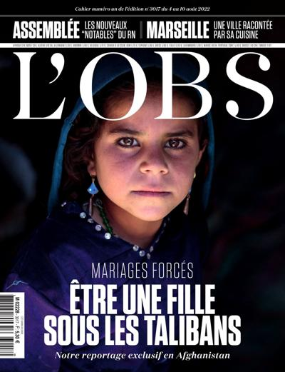 L'OBS - Le Nouvel Observateur (photo)