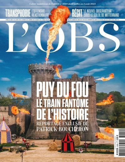 Abonnement L'OBS (LE NOUVEL OBSERVATEUR)