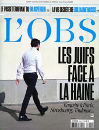 more photos 315d3 9f17a Magazine L OBS - Le Nouvel Observateur en abonnement