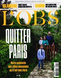 L'OBS - Le Nouvel Observateur N° 2922