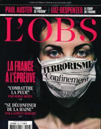 L'OBS - Le Nouvel Observateur N° 2923