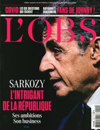 L'OBS - Le Nouvel Observateur N° 2925