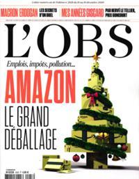 L'OBS - Le Nouvel Observateur N° 2928
