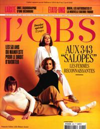 L'OBS - Le Nouvel Observateur N° 2944