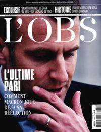L'OBS - Le Nouvel Observateur N° 2945