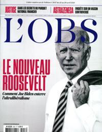 L'OBS - Le Nouvel Observateur N° 2947