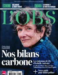 L'OBS - Le Nouvel Observateur N° 2948