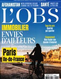 L'OBS - Le Nouvel Observateur N° 2970