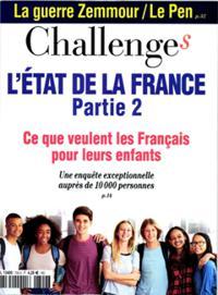 Challenges N° 709