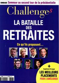 Challenges N° 713