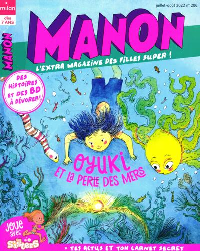 Manon - N°176