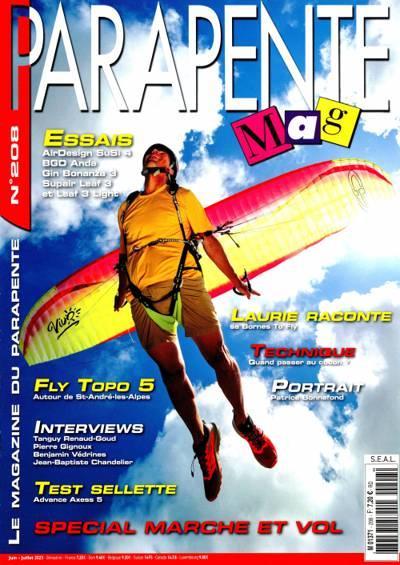 Abonnement Parapente Mag