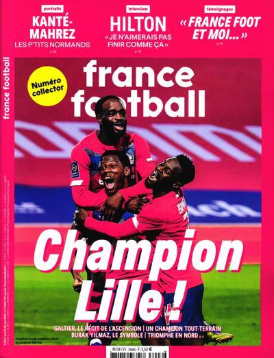 France Football - N°3751