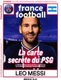 France Football N° 3891