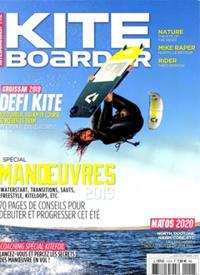 Kite Boarder N° 112