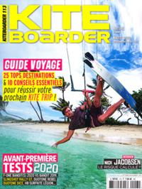 Kite Boarder N° 113