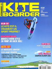 Kite Boarder N° 121